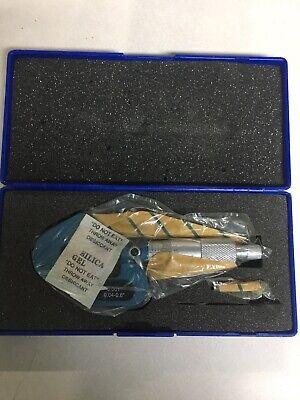 Shav01 60 Degree V-anvil Micrometer .04-.6