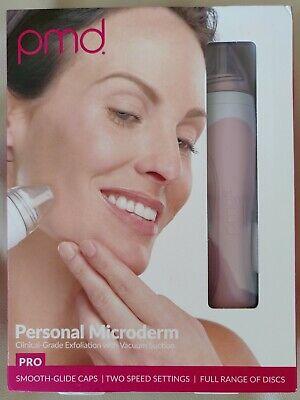 PMD Personal Microderm Pro Pink BNIB RRP £179