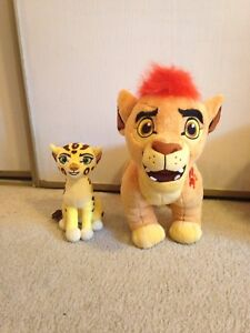 The Lion Guard Stuffed Toys