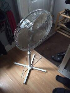 Floor standing Fan (working but needs tlc)