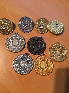 Assorted Competition Medals-Reduced