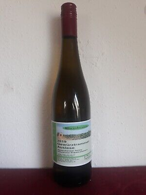 Gewürztraminer AUSLESE Deutscher Prädikatswein/Rheinhessen lieblich Weißwein