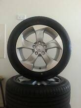 "HONDA 17"" FACTORY MAGS & tYRES Redcliffe Redcliffe Area Preview"