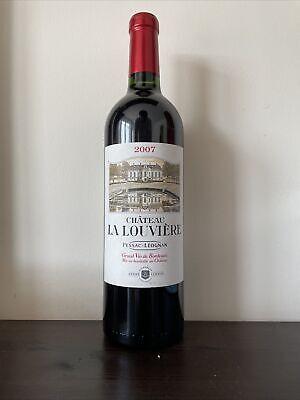 Alte Flasche französischer Rotwein Chateau 2007 Grand Vin de Bordeaux Wein