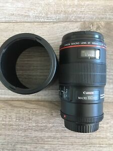 Canon Macro Lens EF 100mm F/2.8L USM