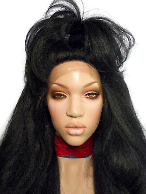 Prima Donna yaki body curl deep part lace front wig lace wig yonce lace wig