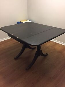 Solid wood table for sale!!