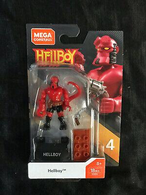 HELLBOY!! - 2018 Series 4 Mega Construx Action Figure NEW SEALED!
