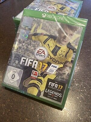 Fifa 17 Game for Xbox One Football Soccer- BRAND NEW & SEALED
