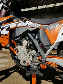 Ktm 250SX-F 2011