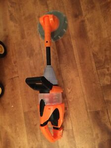 Coupe bordure weed eater