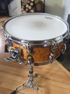 "Mapex Black Panther 5.5"" snare like new"