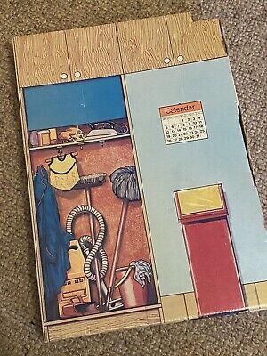 Vintage Pedigree Sindy House Super Home Spare Parts Kitchen Bathroom Divide Wall