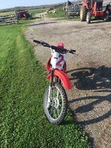 Honda CRF 100 -great condition