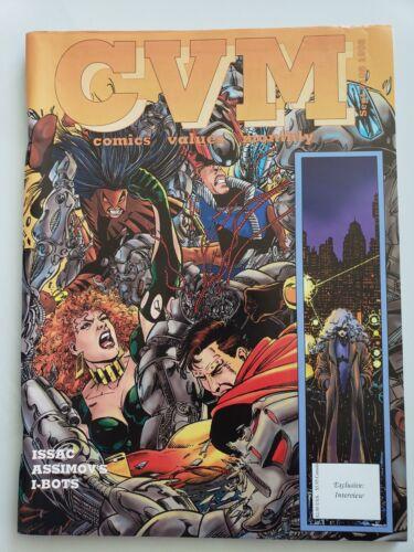 CVM COMICS VALUE MONTHLY MAGAZINE #106 SEPTEMBER 1995 GEORGE PEREZ COVER ART!