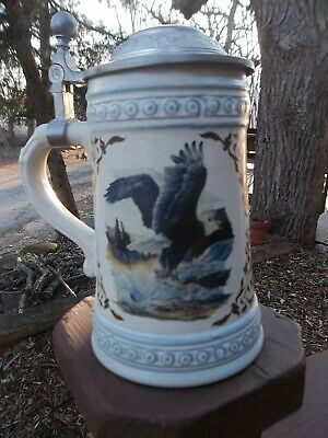 eagle stein for sale  Burlington