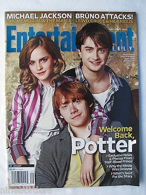 Emma Watson  Michael Jackson  Perez Hilton  Jul 17  2009 Entertain  Wkly   Xlnt