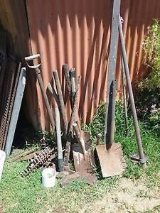 Quantity of farm hand tools - must go Bundarra Uralla Area Preview