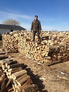 Two Brothers Firewood Sales - Full Cord, cut split and delivered