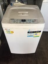 LG 5.5kg top load washer + WARRANTY Ryde Ryde Area Preview