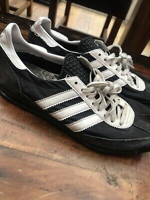 Adidas Sl72 Uk 11 Rare Vintage Casual Trainers