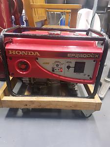 Honda EP2200CX Generator Nundah Brisbane North East Preview
