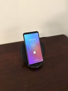 LG G6 + Samsung Wireless Fast Charger