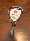 Ektelon Power Fan Revenge Racquetball Racquet New