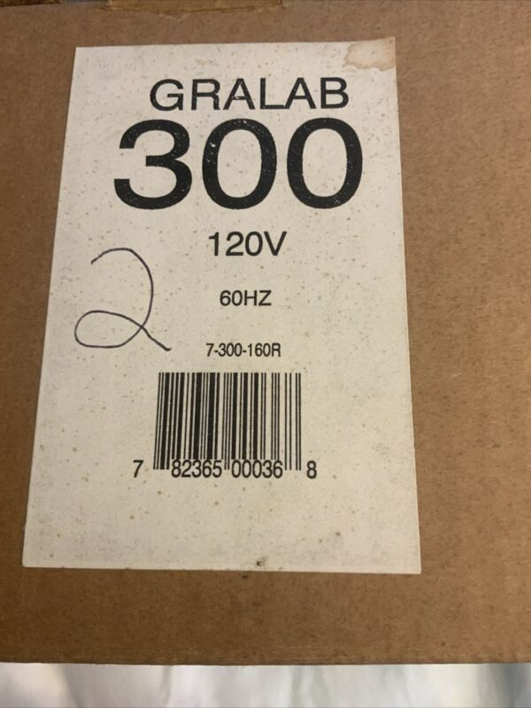 NEW IN BOX unused vintage GRALAB 300 electric 60 min timer darkroom MINT