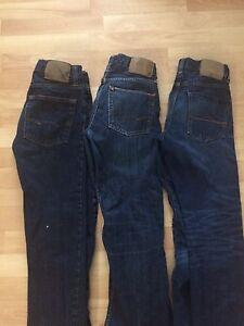 Boys brand name jeans