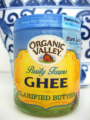 Purity Farms - Purity Farms Organic Valley Ghee Clarified Butter, 7.5 oz