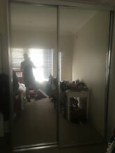 Built in wardrobe with mirror sliding doors Ryde Ryde Area Preview