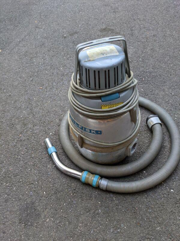 Vintage Nilfisk Industrial Canister Vacuum Cleaner # GSD-115