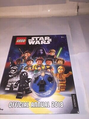 Lego Star Wars Annual 2018