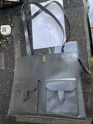 Sac A Main Vintage Yves Saint Laurent En Cuir Autenthique