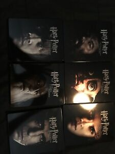 Harry Potter Future Shop Steelbook