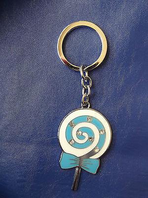 IAMONTE KEY CHAIN (Blue Lollipop)