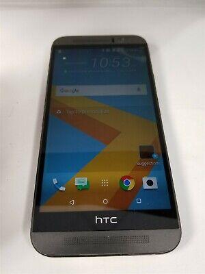 HTC One M9 32GB Gunmetal Gray Unlocked GSM World Phone BW5365