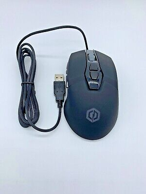 Elite M1 131 CyberPower PC Gaming Mouse Green