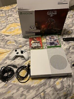 Microsoft Xbox One 1TB With Lots Of Extras