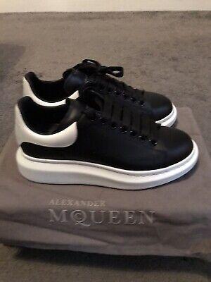 Alexander mcqueen trainers size 6
