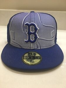 New Era 59/50 Boston Red Sox Fitted Hat