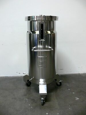 Applikon 250 Liter Ss Jacketed Reactor 45psi 300f Missing Parts