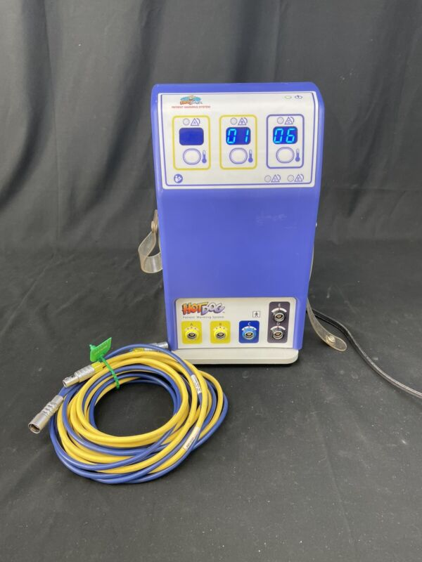 Hot Dog Patient Warming System WC52 Multifunction Warming Controller 2015 V1.06