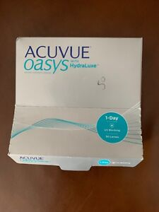 Acuvue Oasys daily lenses-4.75