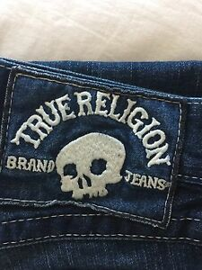 True religion jeans, made in USA , men size 32