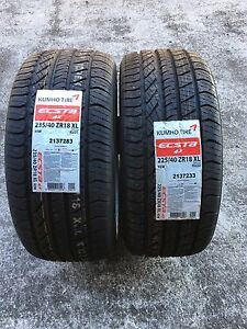 Brand new KUMHO tyres  cheap cheap Fairlight Manly Area Preview