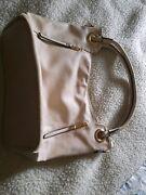 Ladies cream stylish handbag  Epping Whittlesea Area Preview