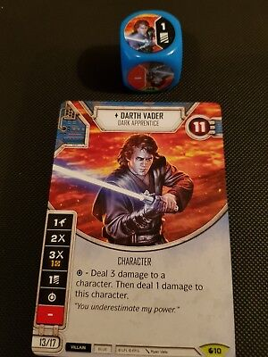 Star Wars Destiny #10 Darth Vader - Spirit of the Rebellion