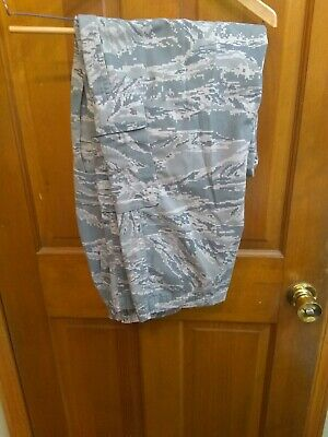 Womens Air Force ACU Digital Camouflage Trousers Size -